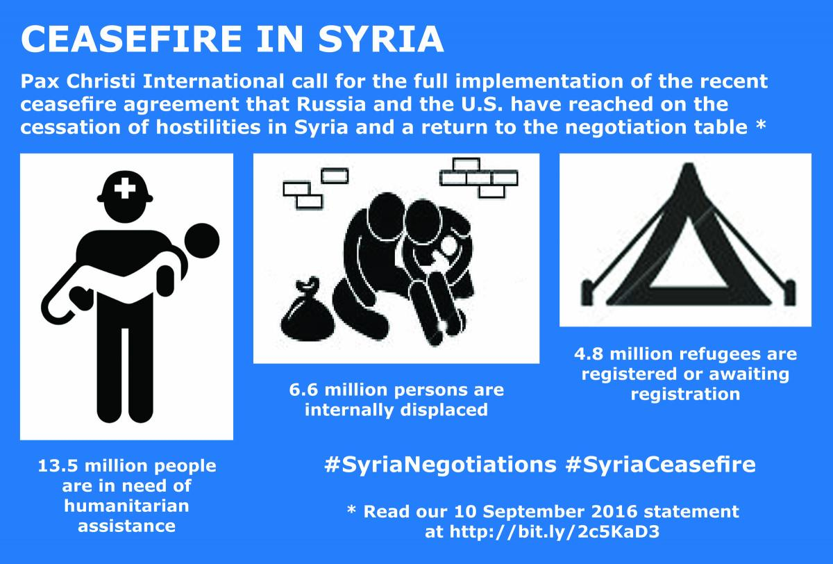 Ceasefire in Syria